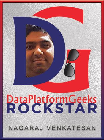 Nagaraj_Venkatesan Badge