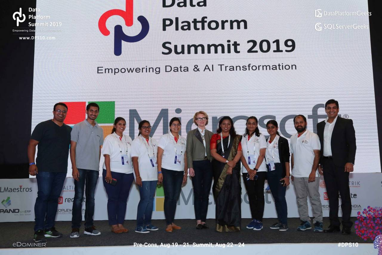 DataPlatformGeeks Virtual Symposium - SQL Server 2019