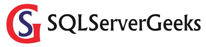 SQLServerGeeks