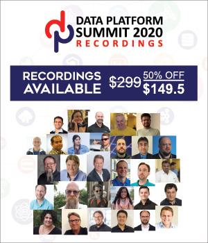 Data Platform Summit Training Classes